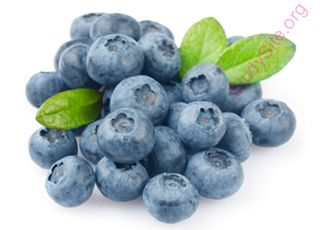 English to Punjabi Dictionary - Meaning of Blueberry in