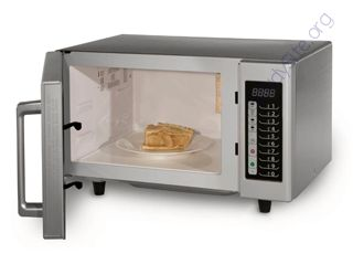 Microwave-oven (Oops! image not found)