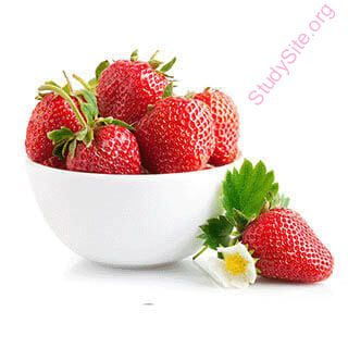 English to Hindi Dictionary - Meaning of Strawberry in Hindi